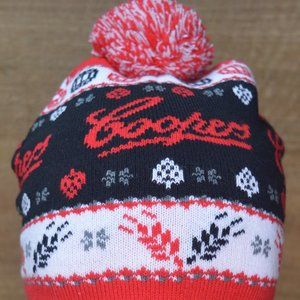 Coopers Licensed Beanie Red/White/Black